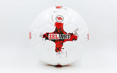 Мяч футбольный 5 Fifa Confederations 6440 PU, сшит вручную