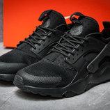 кроссовки Nike Air Huarache Run Ultra, черные, 40-45 размер