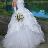 Дизайнерское Свадебное платье Maxima подарки