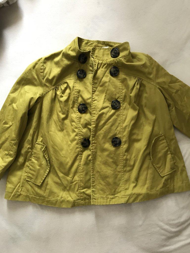 Плащ на девочку Laredoute  200 грн - демисезонная одежда в Днепропетровске  (Днепре), объявление №18172579 Клубок (ранее Клумба) 523a2d3ae39