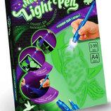 Набор креативного творчества NLP-01 Neon Light Pen
