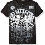 футболка Southpole на мальчика 4 года хлопок