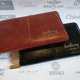 Baellerry Leather. Мужское портмоне, клатч, кошелек
