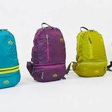 Рюкзак сумка сумка на пояс 3в1 Color Life 2163 объем 35л, размер 45х24х12см