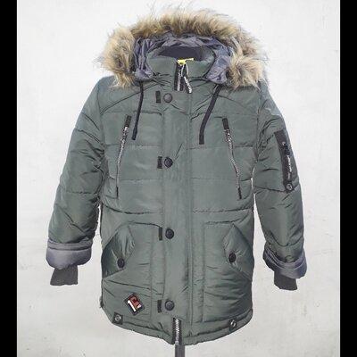 Зимняя куртка М-8