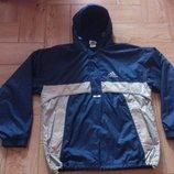Куртка ветровка анорак Adidas
