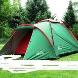 Палатка намет IGLO 210x120cm 3-х местная. Польша. Ol