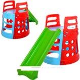 Детская горка-башня MARIAN PLAST 377