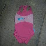 Германия розовый купальник на девочку 6 месяцев,новый