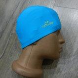 Nabaiji,Франция Детская голубая шапочка для плавания, новая