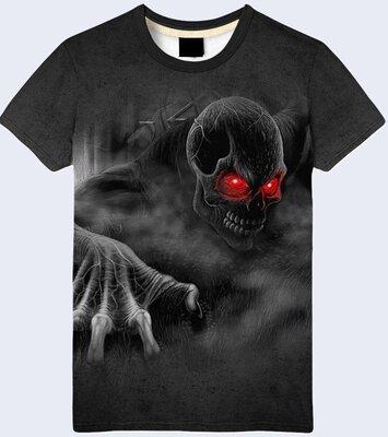 3D новинки футболок