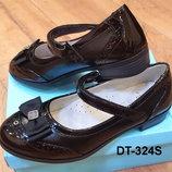 Детские школьные классические туфли для девочки 33 - 37 рр