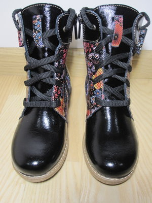 cadfa1eec72280 Демісезонні черевики на дівчинку Тм Берегиня 1328 шкіряні, р. 26-30 ...