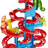 Fisher-Price Трек Небоскреб Little People Take Turns Skyway