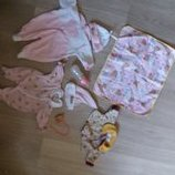 Одежда на куколку Шушу от zapf.chou chou