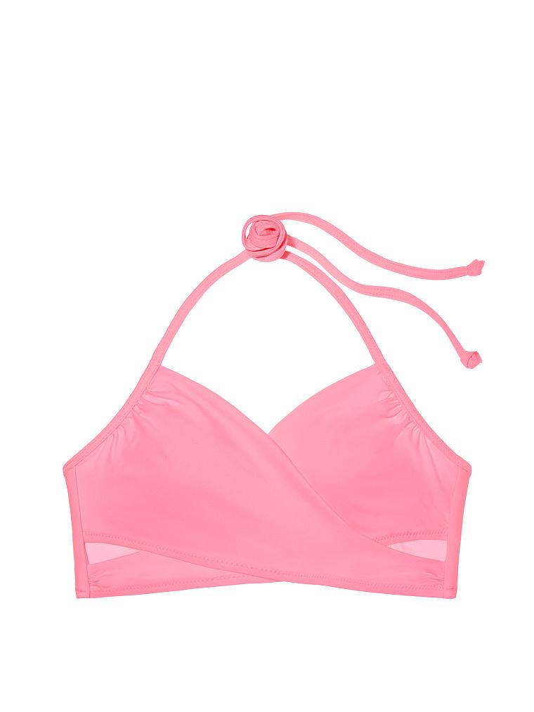 Топ лиф XS S Victorias Secret PINK Swim Виктория Сикрет Пинк 2018 оригинал   575 грн - бикини в Киеве e5afc2d573929