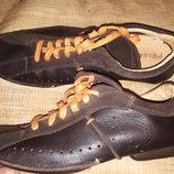 43-29 см кожа стильные туфли Pellenera skywalk