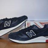 Замшевые кроссовки New Balance 840.