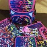 Набор школьный ортопедический рюкзак, пенал, сумка для сменной обуви, папка. Комплектация любая