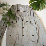Коттоновая куртка ветровка от Pull&Bear Смотрите другие мои вещи