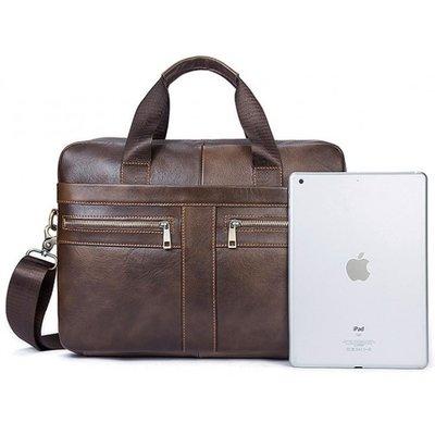 7ed9b6b33db3 Previous Next. Кожаная сумка для ноутбука Бесплатная доставка мужской  портфель ...