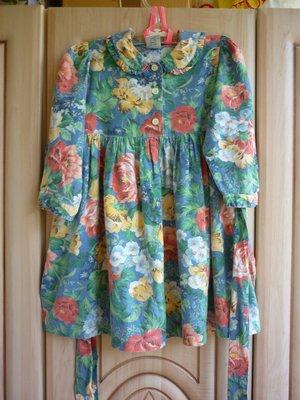 продам детское платье с длинным рукавом
