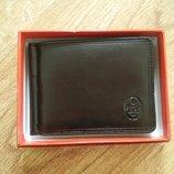 Мужской кошелек зажим для купюр на магните P.T.K-1 черный