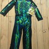 Карнавальный костюм скелет на взрослого новый на хэллоуин