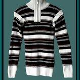 Молодёжный свитер на молнии,Турция