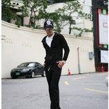 Спортивный костюм 1391 Черный