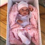 Киев - Пупс реборн Кукла-Младенец Эдуарда в розовом 42см, Antonio Juan 5006, Антонио Хуан