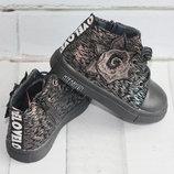 Демисезонные ботинки. Размеры 26-31