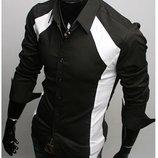 Мужская Модная Рубашка