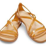 Crocs Isabella Sandal женские босоножки крокс Сандалии крокс Оригинал размер 36 37 39 40