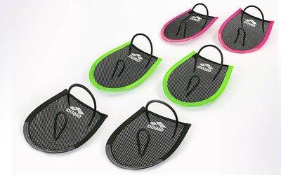 Лопатки для плавания гребные Arena Flex Paddles 1E554 3 цвета