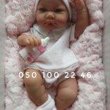 Испанский реборн пупс Кукла младенец Ника 42 см, Antonio Juan 5054, Антонио Хуан