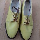 Туфли кожаные. Италия. 26.5 см