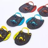 Лопатки для плавания гребные 7033 размер S-L 3 цвета