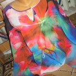 яркая блузка размер М