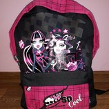 Рюкзак портфель Monster High Монстер Хай Оригинал