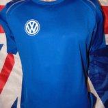 Спортивная фирменная футболка jako. s-xs.унисекс