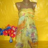 Очень красивое женское платье на стройную фигуру Zara Зара