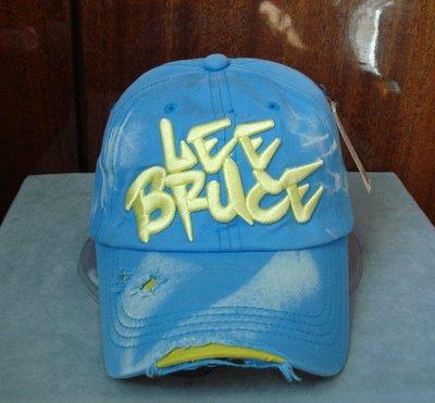 Стильная бейсболка Bruce Lee