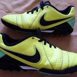 Кроссовки футзалки фирменные Nike CTR360 р.36-23.5см