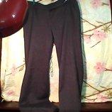 Женские брюки с широким поясом.бренд-Yessica размер-42.