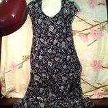 Женское шифоновое бренд-Belle Surprise платье очень красиво пошито состояние отличное на подладке