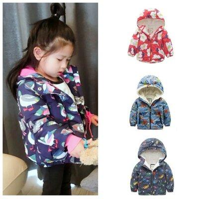 Детская куртка демисезонная на мальчика девочку, осенняя куртка для девочки мальчика,пальто,парка,м