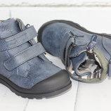 Демисезонные ботинки. Размер 22-27