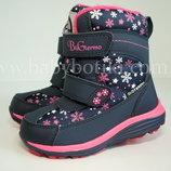 Термо сапожки B&G ботинки