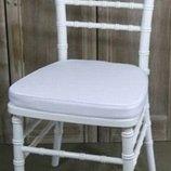 деревянный стул Кьявари Чиавари Chiavari деревянный белый